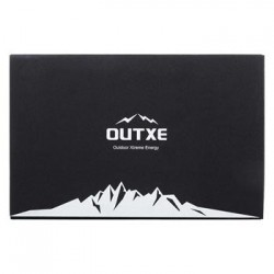 OUTXE Savage Rugged PowerBank Dual Type C 20000mAh Black (EU Blister)