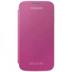 EF-FI950BPE Samsung Flip Pouzdro pro i9505 Galaxy S4 Pink (EU Blister)