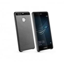 Huawei Original Protective Kožené Pouzdro Black pro P9 (EU Blister)