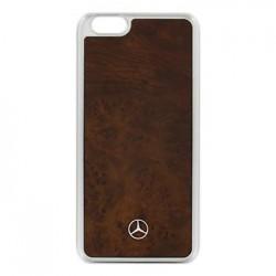 MEHCP6MYBR Mercedes Zadní Kryt Brown Myrtille pro iPhone 6/6S