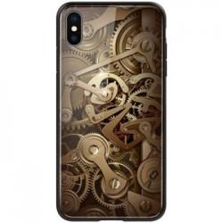 Nillkin Gear TPU Kryt +Tvrzené Sklo pro iPhone XS Max