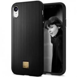 Spigen La Manon Calin for iPhone XR Black (EU Blister)