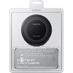 EP-WG95FBB Samsung Starter Kit pro Galaxy S8 Plus Black (EU Blister)
