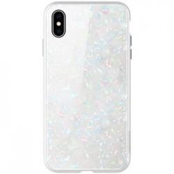 Nillkin SeaShell Hard Case White pro iPhone XS Max