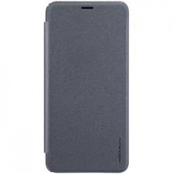 Nillkin Sparkle Folio Pouzdro Black pro Samsung A920 Galaxy A9 2018
