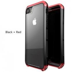 Luphie Double Dragon Alluminium Hard Case Black/Red pro iPhone 7/8