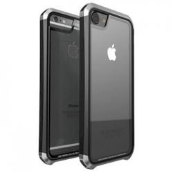 Luphie Double Dragon Alluminium Hard Case Black/Silver pro iPhone 7/8