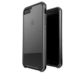 Luphie Double Dragon Alluminium Hard Case Black/Black pro iPhone 7/8 Plus