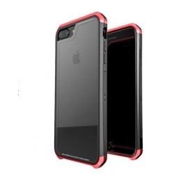 Luphie Double Dragon Alluminium Hard Case Black/Red pro iPhone 7/8 Plus