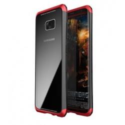 Luphie Double Dragon Alluminium Hard Case Black/Red pro Samsung G950 Galaxy S8