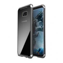 Luphie Double Dragon Alluminium Hard Case Black/Silver pro Samsung G950 Galaxy S8