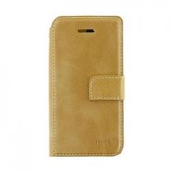 Molan Cano Issue Book Pouzdro pro Nokia 7.1 Gold