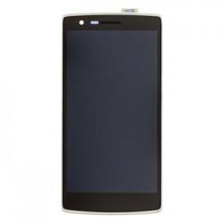 LCD Display + Dotyková Deska + Přední Kryt pro OnePlus One