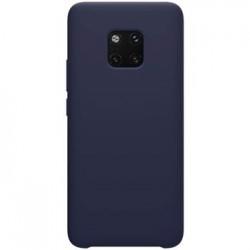 Nillkin Flex Pure Liquid Silikonové Pouzdro Blue pro Huawei Mate 20 Pro