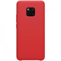 Nillkin Flex Pure Liquid Silikonové Pouzdro Red pro Huawei Mate 20 Pro