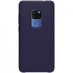 Nillkin Flex Pure Liquid Silikonové Pouzdro Blue pro Huawei Mate 20