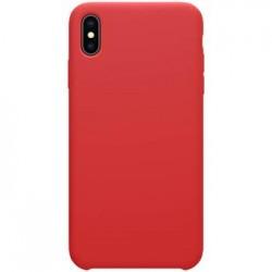 Nillkin Flex Pure Liquid Silikonové Pouzdro Red pro iPhone XS