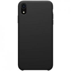 Nillkin Flex Pure Liquid Silikonové Pouzdro Black pro iPhone XR
