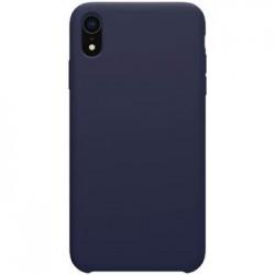 Nillkin Flex Pure Liquid Silikonové Pouzdro Blue pro iPhone XR