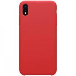 Nillkin Flex Pure Liquid Silikonové Pouzdro Red pro iPhone XR