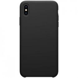 Nillkin Flex Pure Liquid Silikonové Pouzdro Black pro iPhone XS Max