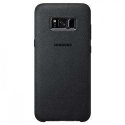 EF-XG955ASE Samsung Alcantara Cover Dark Grey pro G955 Galaxy S8 Plus (Pošk. Blister)