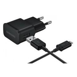 EP-TA12EBEU Samsung microUSB 2A Cestovní Dobíječ Black (EU Blister)