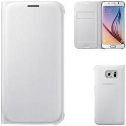 EF-WG920PWE Samsung Wallet Pouzdro White pro G920 Galaxy S6 (Pošk. Blister)