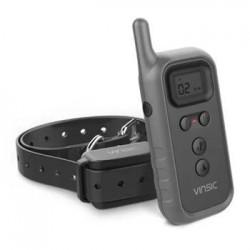 VINSIC Outdoor Dálkově Ovládaný Obojek pro psa Black (EU Blister)