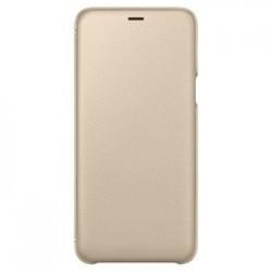 EF-WA605CFE Samsung Flip Case Gold pro Galaxy A6 Plus 2018 (Pošk.Blister)