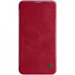 Nillkin Qin Book Pouzdro pro Samsung Galaxy S10 Lite Red