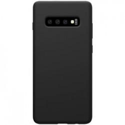 Nillkin Flex Pure Liquid Silikonové Pouzdro Black pro Samsung Galaxy S10+
