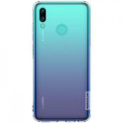 Nillkin Nature TPU Pouzdro Transparent pro Huawei P Smart 2019