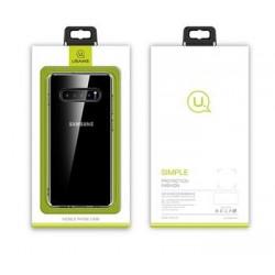 USAMS Primary TPU Zadní Kryt Transparent pro Samsung Galaxy S10