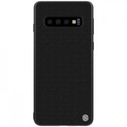 Nillkin Textured Hard Case Black pro Samsung Galaxy S10