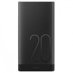 AP20 Huawei Quick Charge Power 2xUSB Bank 20000mAh Black (EU Blister)