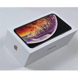 Apple iPhone XS Silver Prázdný Box