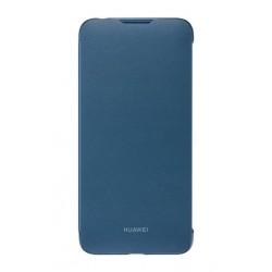 Huawei Original Folio Pouzdro Blue pro Y7 2019 (EU Blister)
