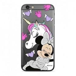 Disney Minnie 036 Back Cover Transparent pro Huawei Y5 2018
