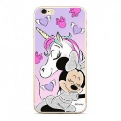 Disney Minnie 036 Back Cover Pink pro Huawei Y5 2018