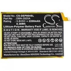 CS-DEP804SL Baterie 2200mAh Li-Pol pro Doro 8040