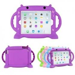 Cartoon Pouzdro Purple pro iPad 2/3/4 9.7
