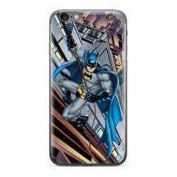 Warner Bros Batman 006 Zadní Kryt Blue pro iPhone XS