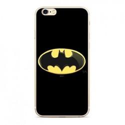 Warner Bros Batman 023 Zadní Kryt Black pro iPhone XS