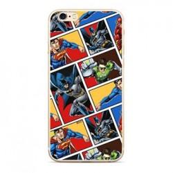DC League of Justice Zadní Kryt 001 Multicolor pro Samsung J610 Galaxy J6+