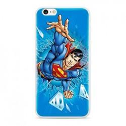 Superman Zadní Kryt 005 Blue pro iPhone XS
