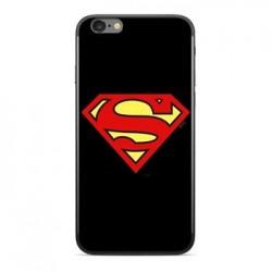 Superman Zadní Kryt 002 Black pro iPhone 7/8