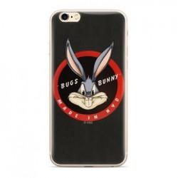 Warner Bros Bugs 006 Zadní Kryt Black pro iPhone X