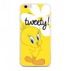 Warner Bros Tweety 005 Zadní Kryt Yellow pro Samsung J415 Galaxy J4+