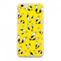 Warner Bros Tweety 006 Zadní Kryt Yellow pro Samsung Galaxy S10